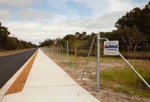 Kangaroo proof fencing-Dunsborough-Busselton-Vasse-Quindalup-Eagle Bay-Cowaramup-Margaret River and Yallingup-0418 903 281