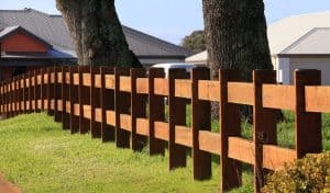 Post and two rail fencing-Dunsborough-Busselton-Vasse-Quindalup-Eagle Bay-Cowaramup-Margaret River and Yallingup-0418 903 281 1