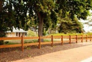 Timber post and rail fencing-Dunsborough-Busselton-Vasse-Quindalup-Eagle Bay-Cowaramup-Margaret River and Yallingup-0418 903 281