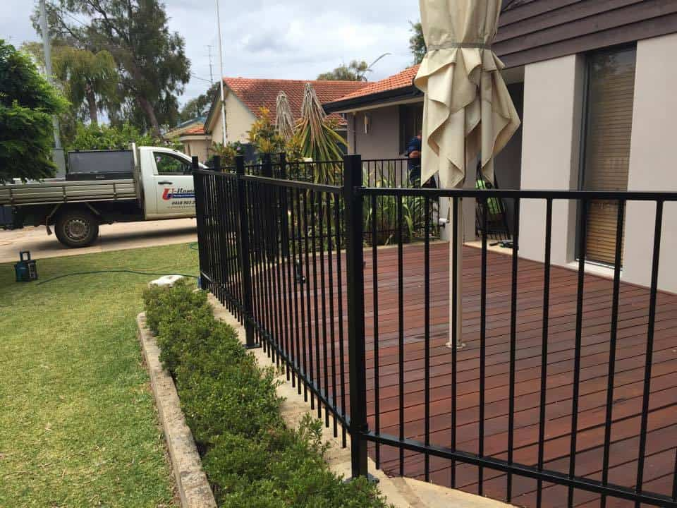 Balastrading and Ornamental fencing-Dunsborough-Busselton-Vasse-Quindalup-Eagle Bay-Cowaramup-Margaret River and Yallingup-0418 903 281